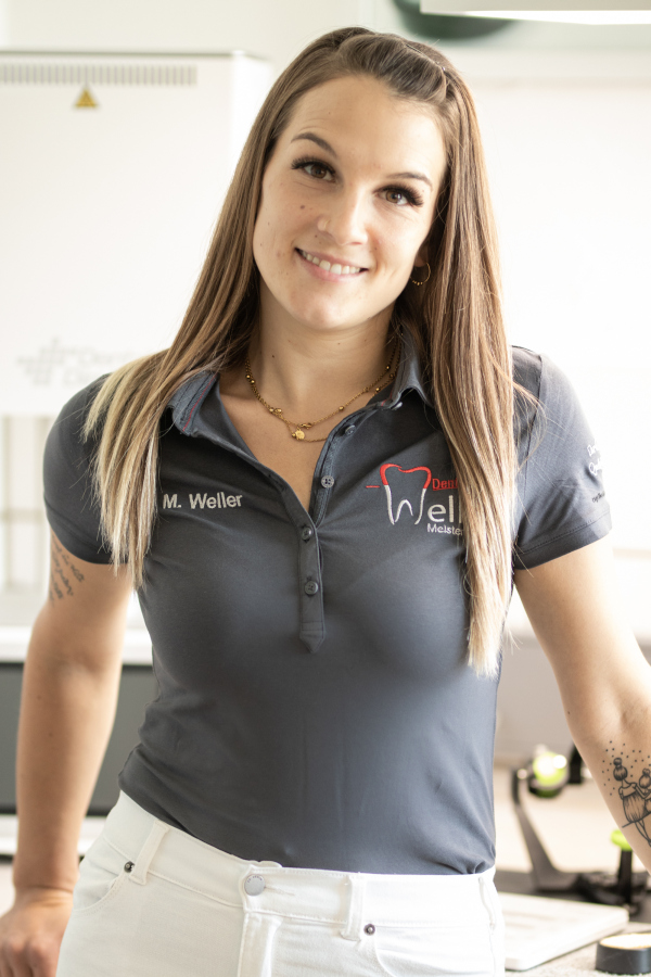 Michelle Weller - Dentallabor Weller Neunkirchen