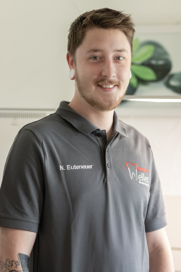 Nils Euteneuer - Dentallabor Weller Neunkirchen