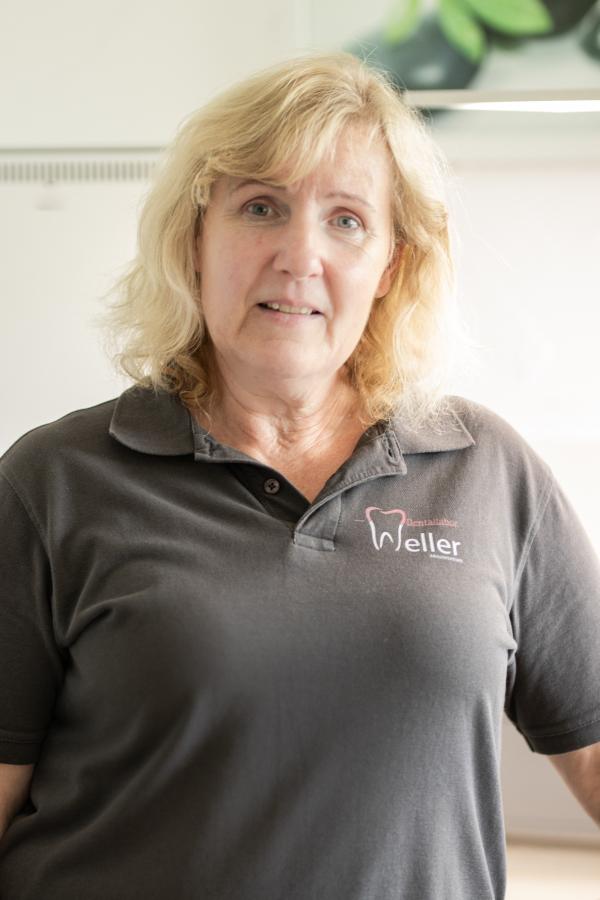 Rosemarie Weber - Dentallabor Weller Neunkirchen